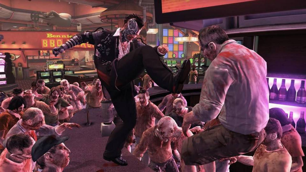 Dead Rising 2 Off the Record: il primo DLC trasforma Frank in un cyborg