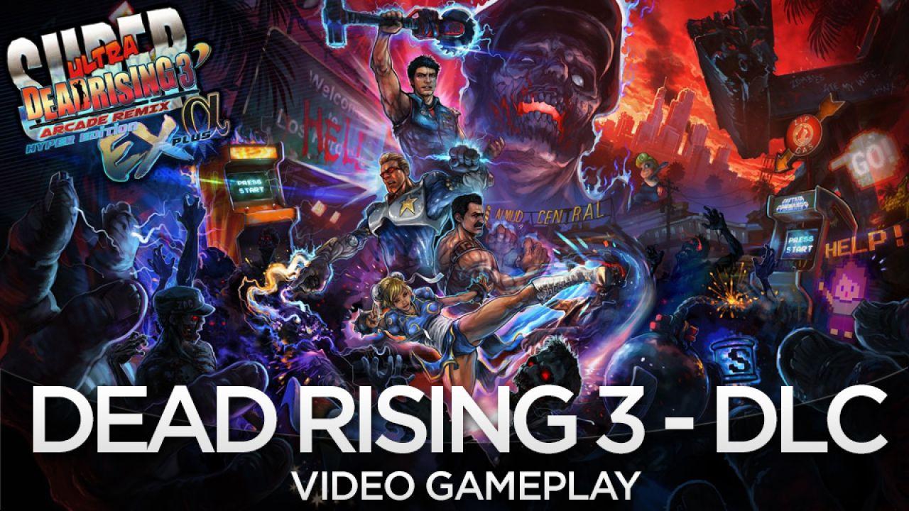 Dead Rising 3 Chaos Rising: pubblicati nuovi screenshot ed immagini