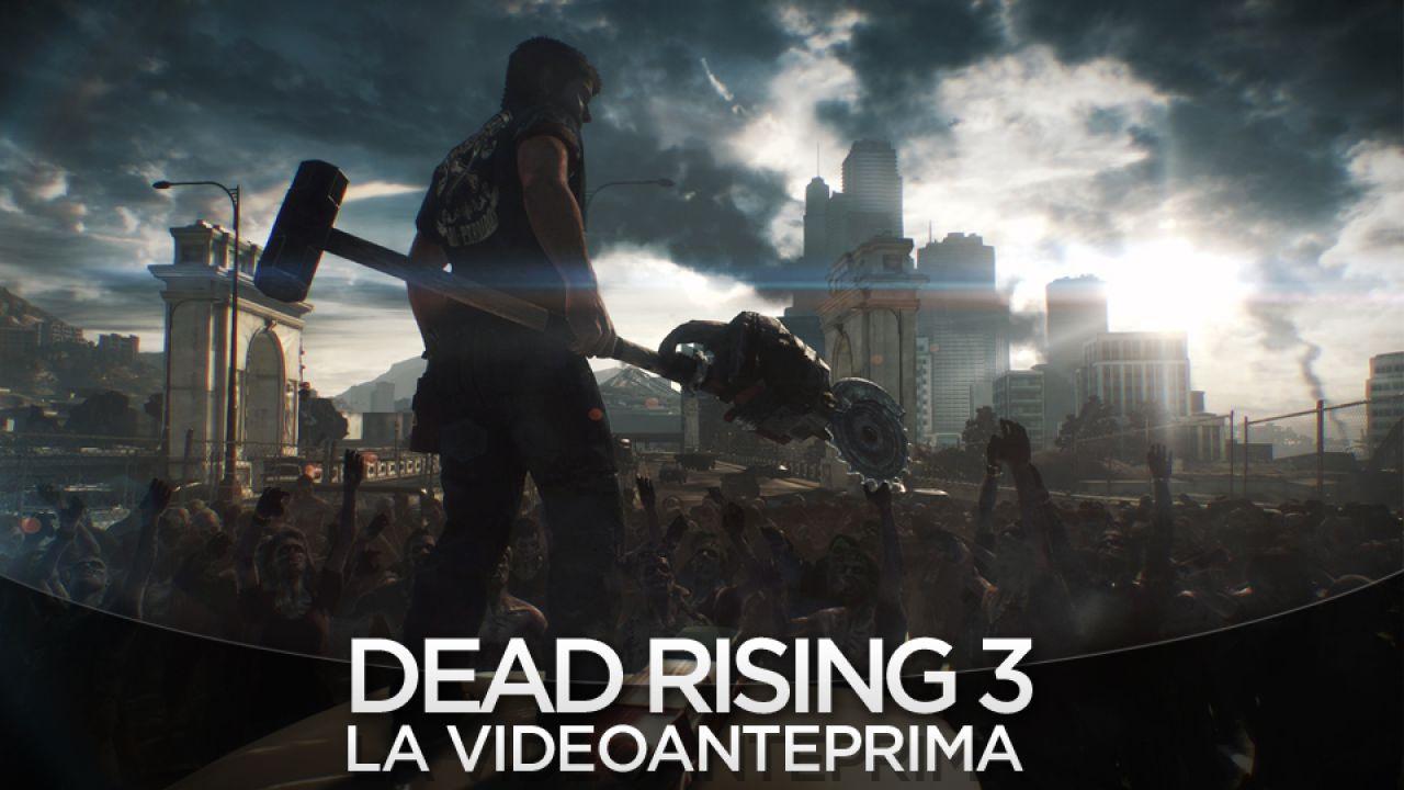 Dead Rising 3 compare nel database di Steam