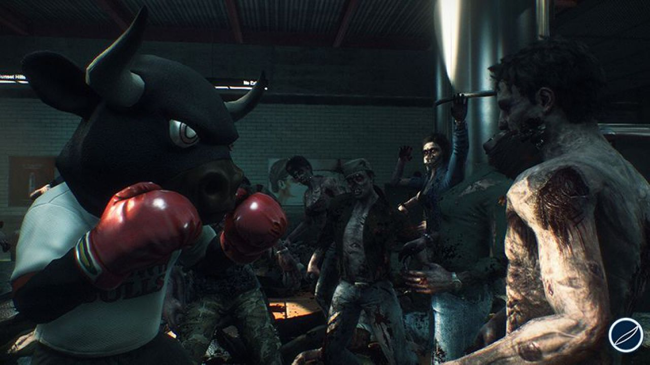 Dead Rising 3: screenshot del DLC Operation Broken Eagle