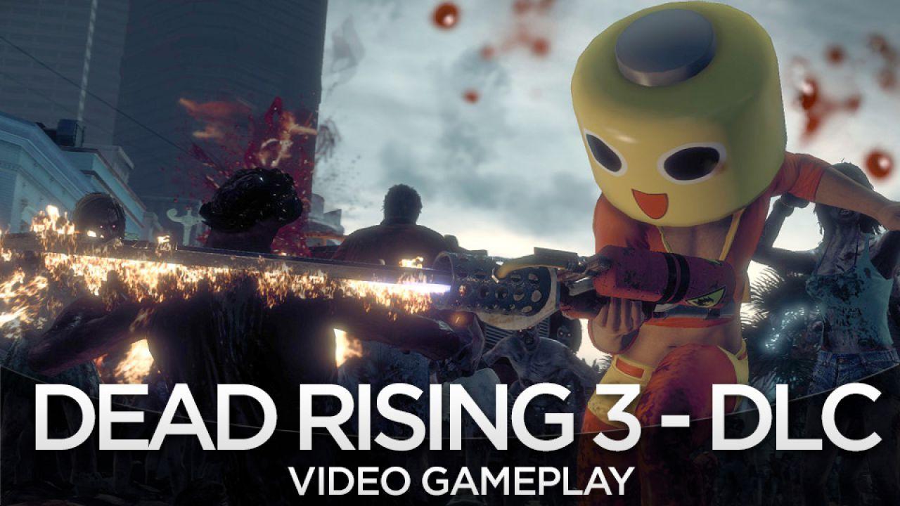 Dead Rising 3, il terzo DLC arriva domani