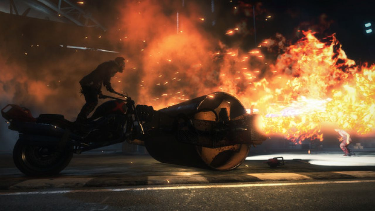 Dead Rising 3: video gameplay costume Mega Man X