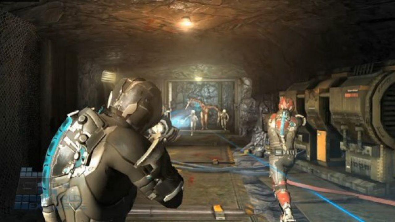 Dead Space 2: un trailer realizzato con Minecraft