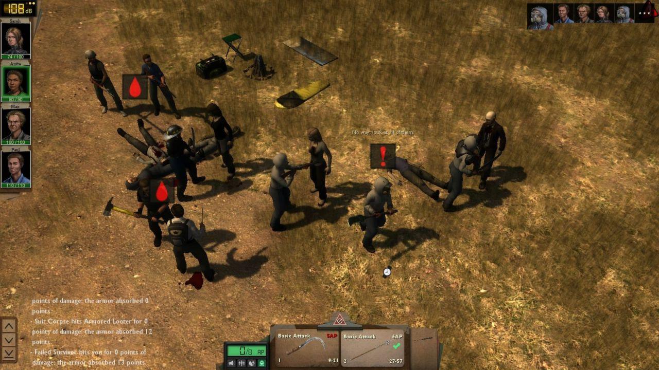 Dead State, un promettente survival horror sottoforma di RPG in arrivo su PC