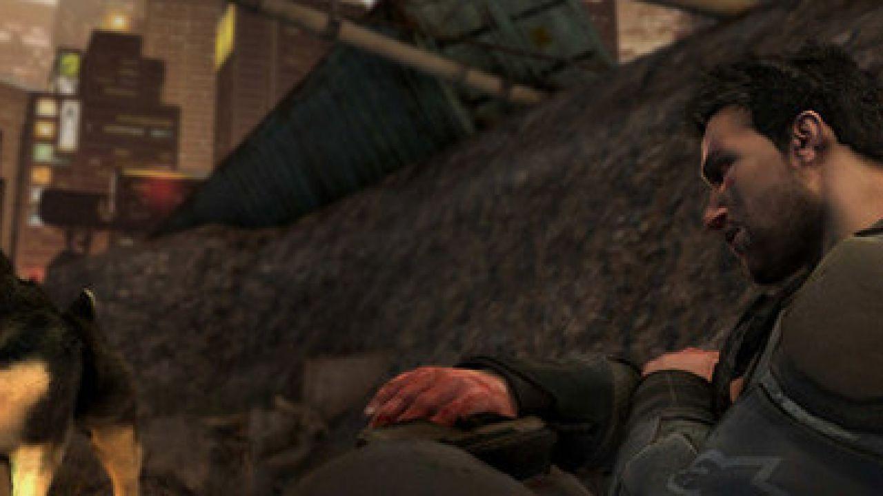 Dead to Rights: Retribution, Boxart Xbox 360 e PS3
