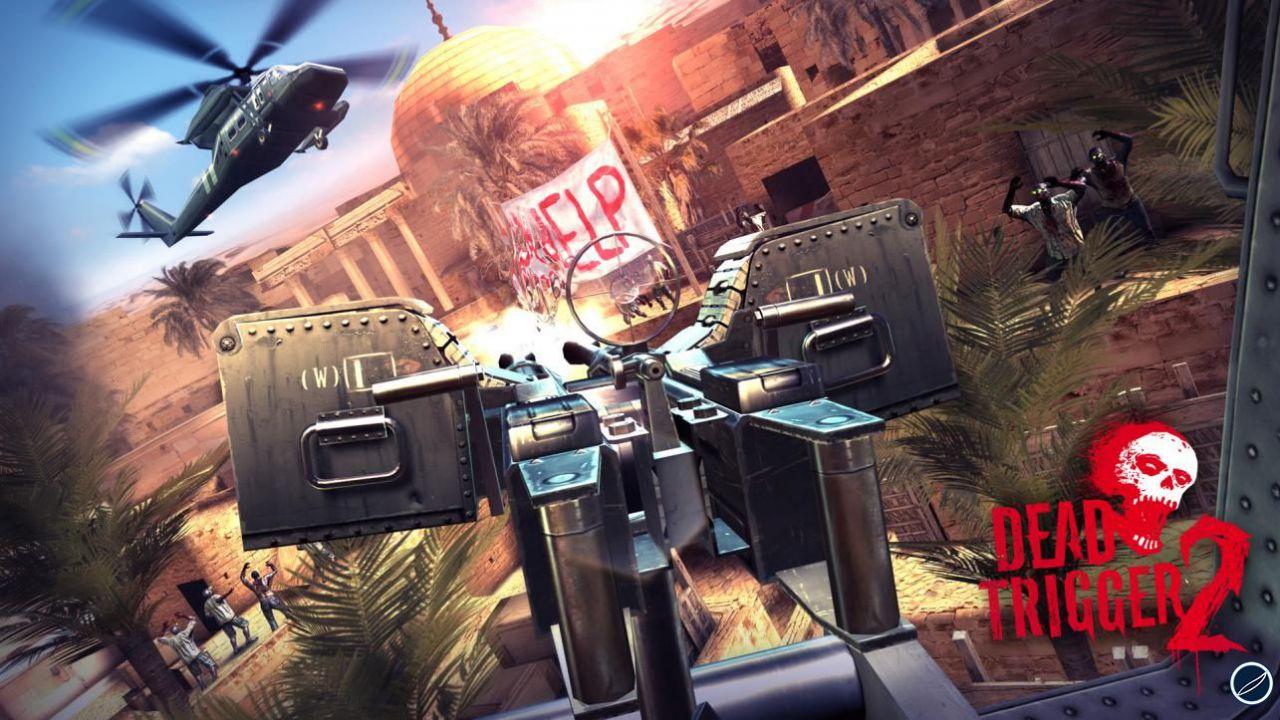 Dead Trigger 2 si aggiorna per San Valentino