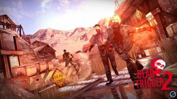 Dead Trigger 2: un trailer per il nuovo aggiornamento