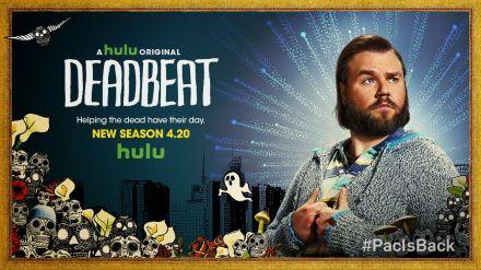 Deadbeat, terza stagione per la serie tv targata Hulu