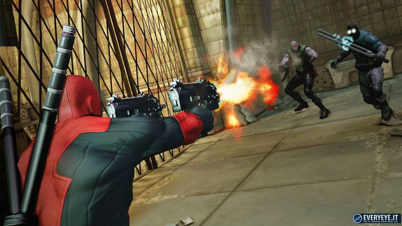 Deadpool: Amazon Canada lo elenca anche per Nintendo Wii U