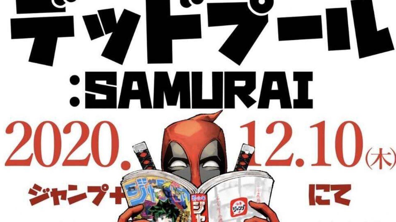 Deadpool Samurai: cosa nasconde l'Easter Egg dedicato a My Hero Academia?