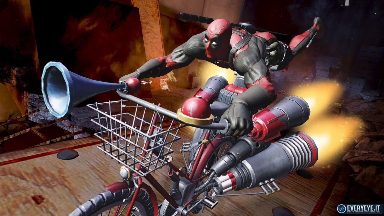 Deadpool: The Game - nuove immagini e concept art