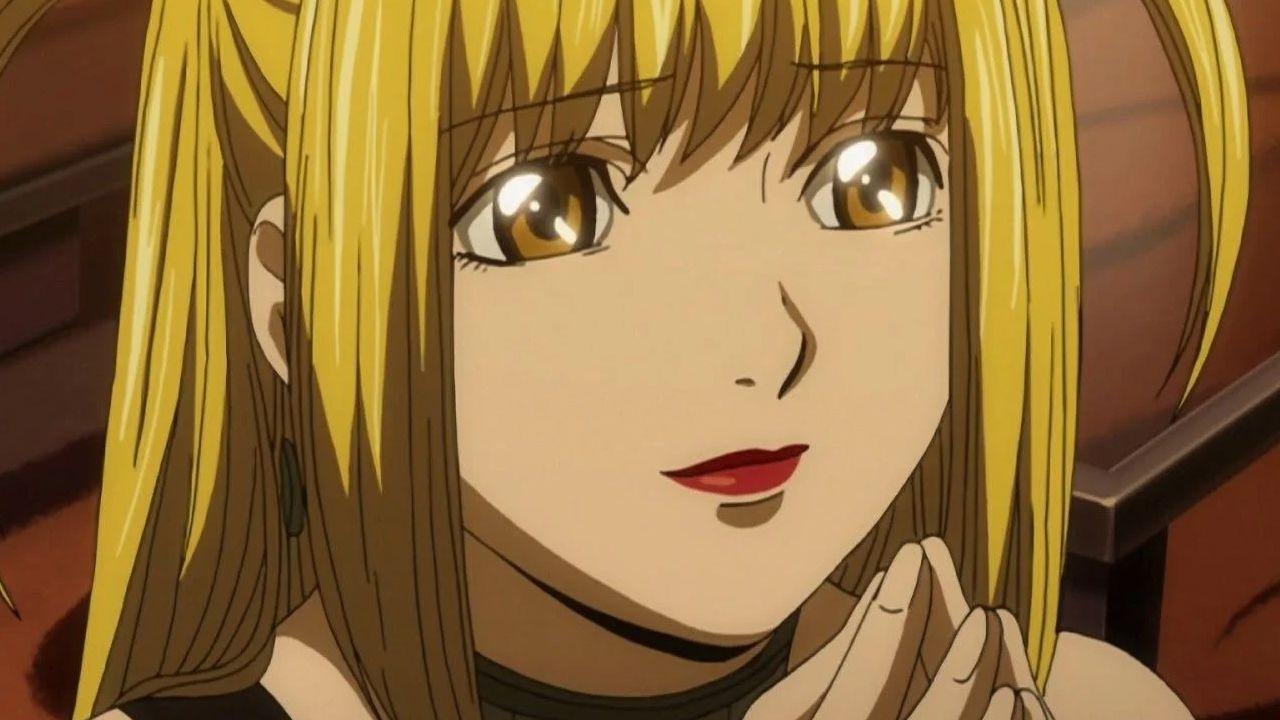 Death Note dall'anime alla vita vera con questo cosplay di Misa Amane di Anong