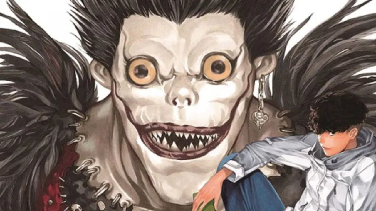 Death Note: il ritorno di Ryuk sulla cover del volume speciale Short Stories