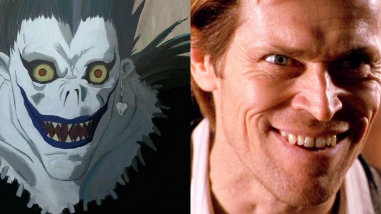 Death Note: Willem Dafoe sarà Ryuk!