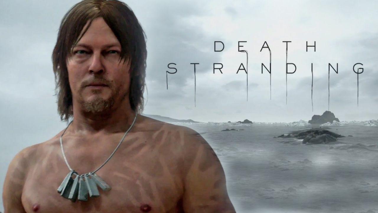 Death Stranding: Arrivano le prime informazioni
