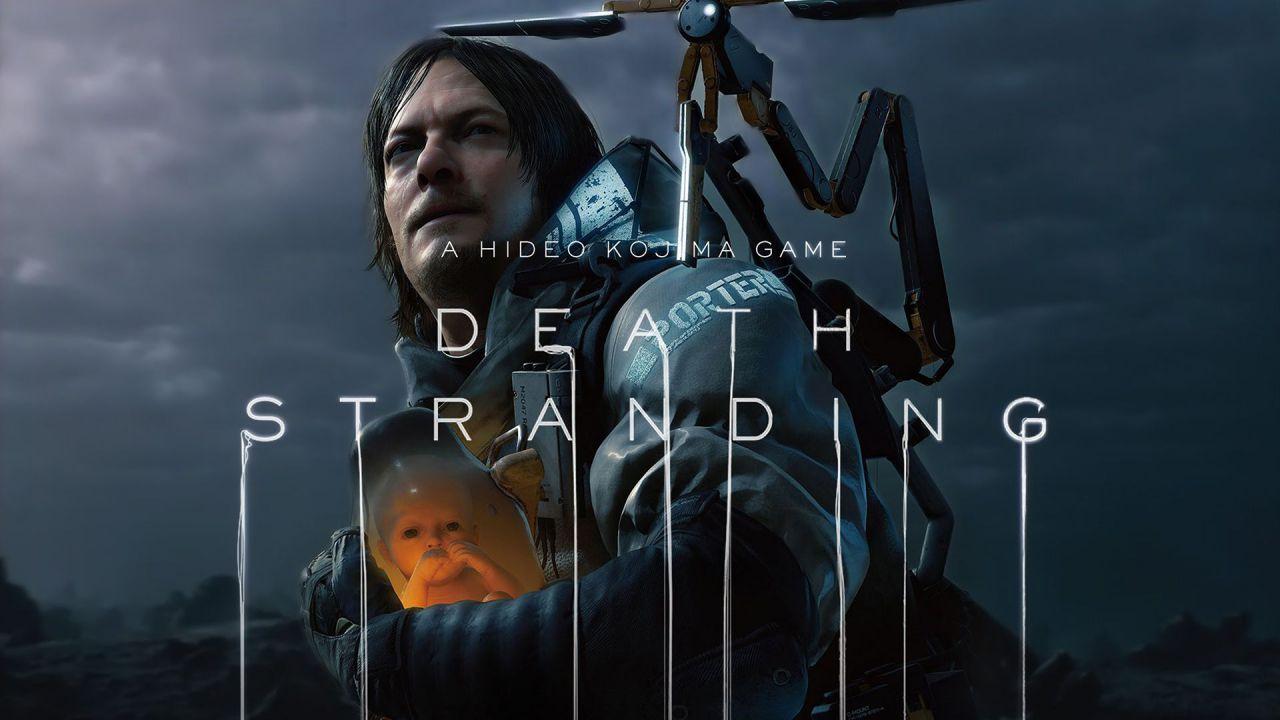 Death Stranding in super offerta: costa solo 19.99 euro su Amazon!