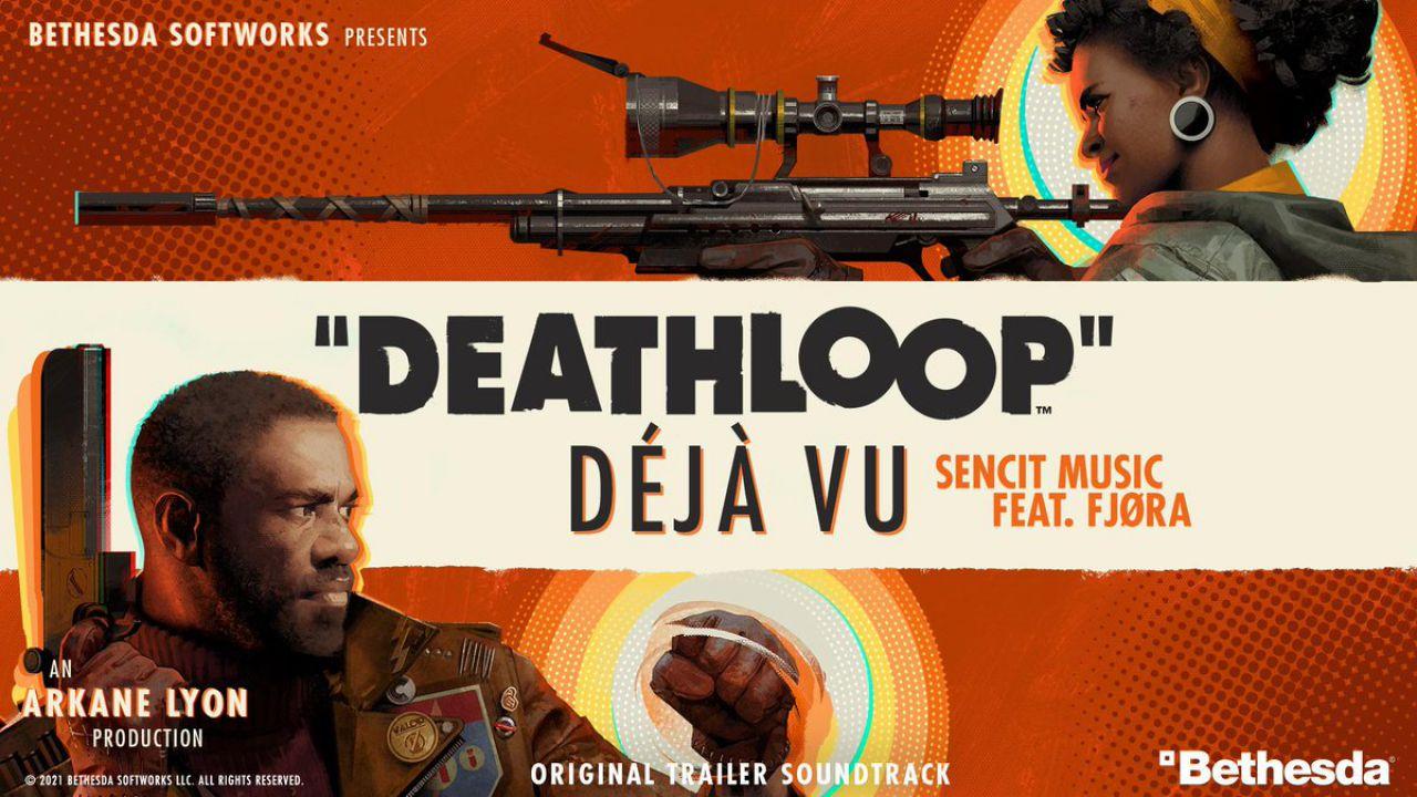 Deathloop: Deja Vu, il tema musicale in stile Bond è ora disponibile su Spotify