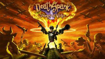 DeathSpank: Thongs of Virtue - la soundtrack gratuita, ma ad una condizione