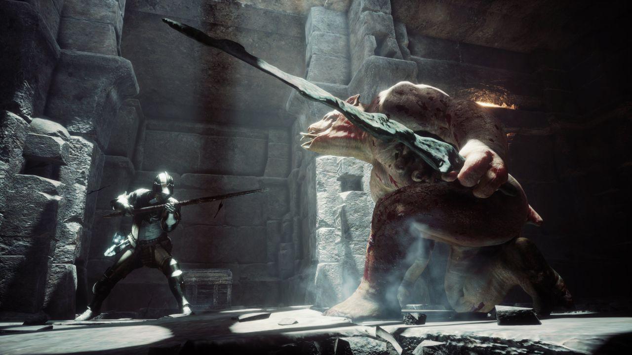 Deep Down è ancora vivo - Capcom chiede la quarta estensione per il Trademark