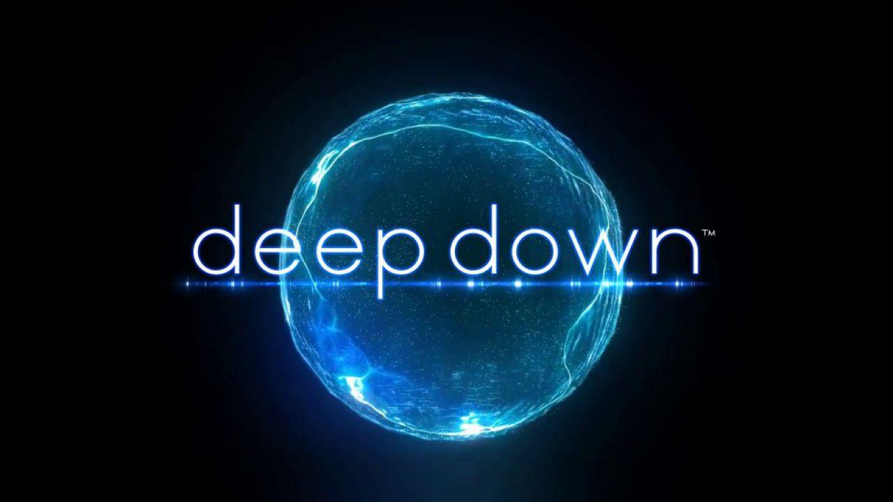 Deep Down non sarà giocabile al Tokyo Game Show