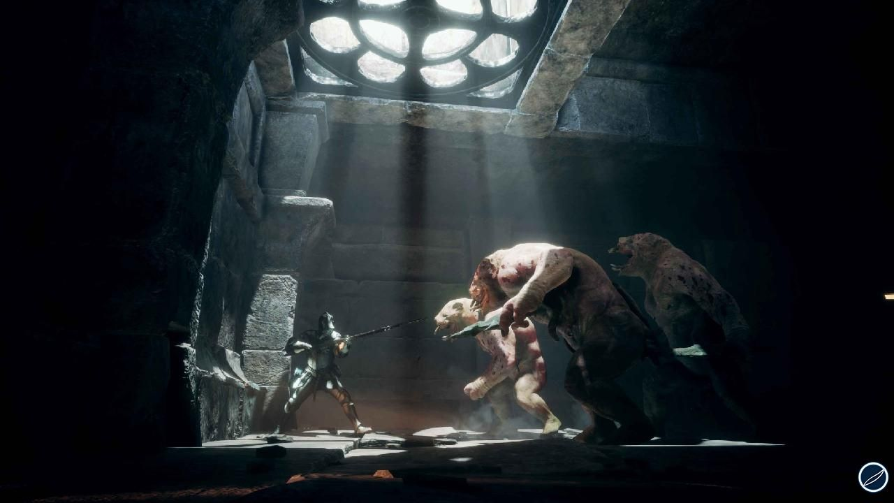 Deep Down: nuove sequenze inedite di gameplay