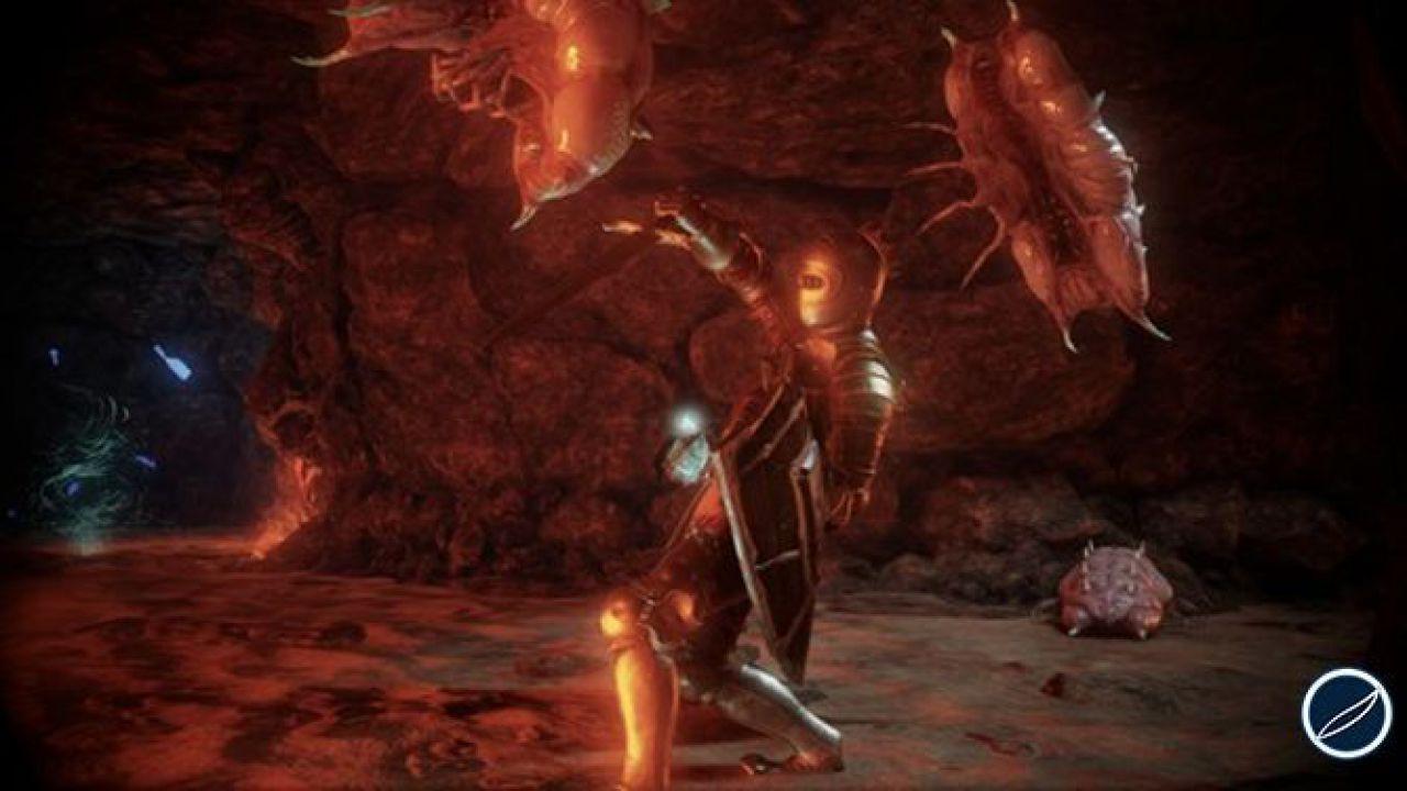 Deep Down: nuovo screenshot del gioco