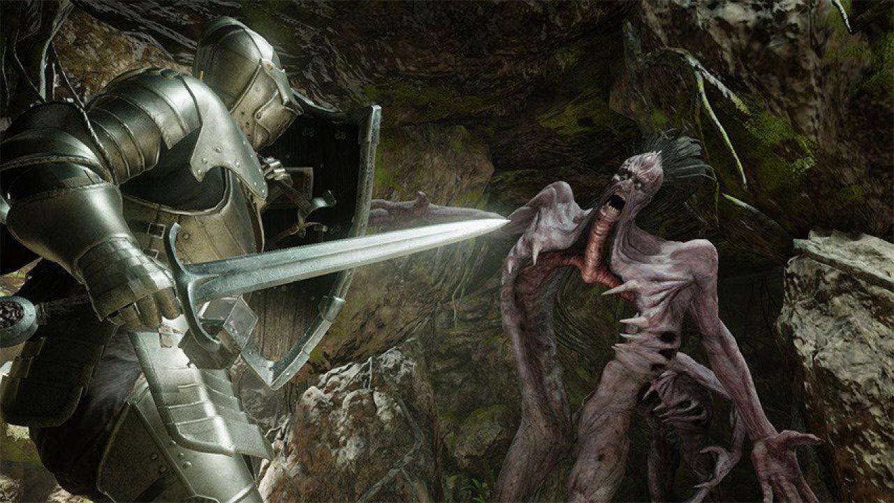Deep Down: nuovo video gameplay da 7 minuti