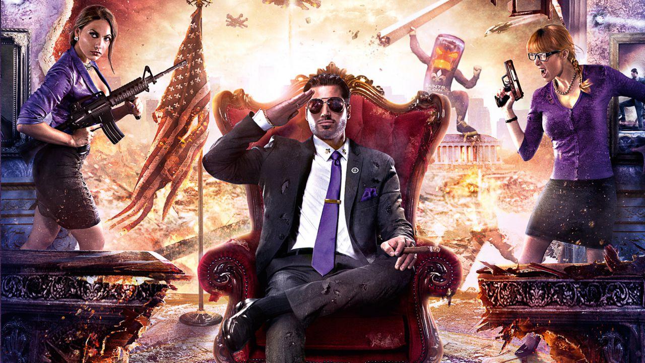 Deep Silver ha in serbo un grande annuncio per l'E3. Sta per tornare Saints Row?