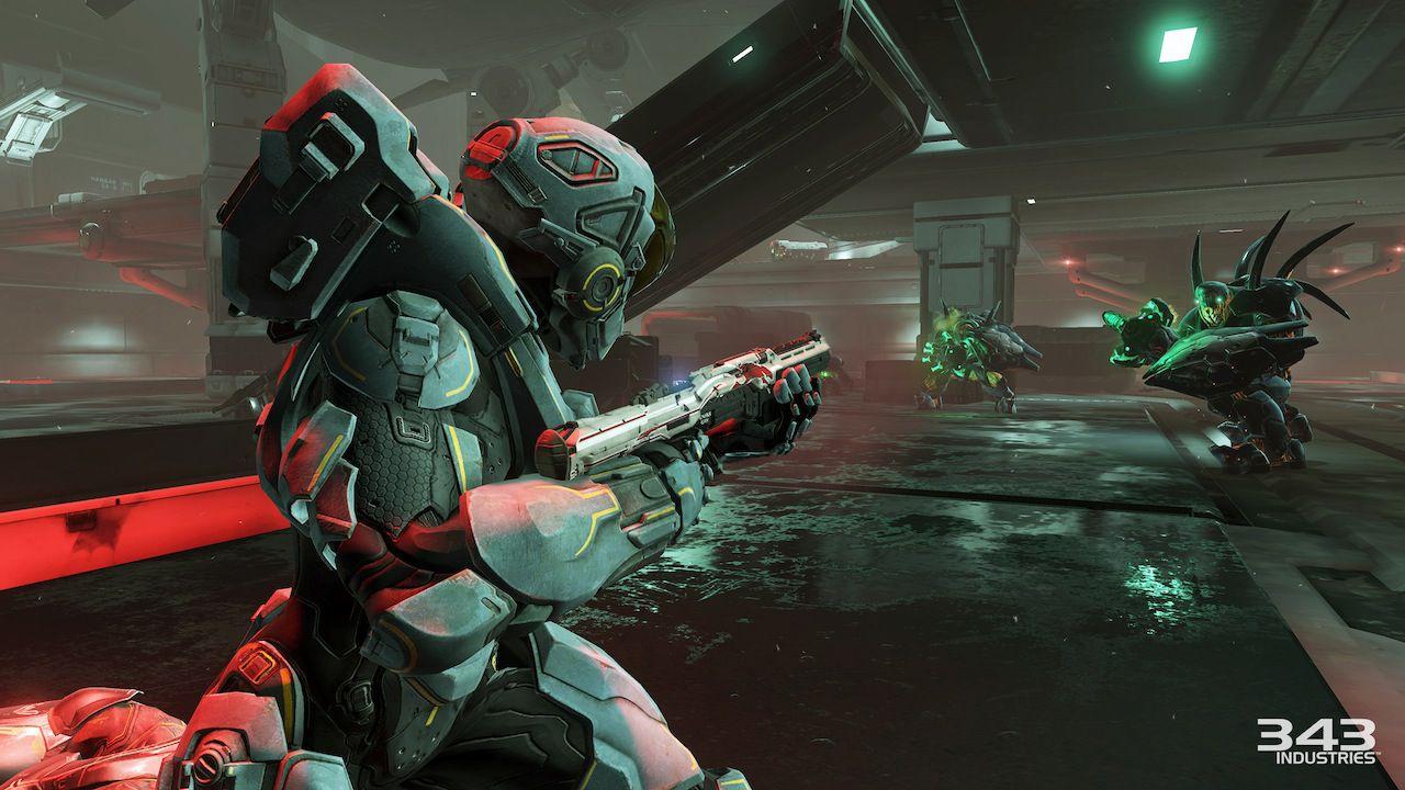 Dei vandali hanno deturpato il murales di Halo 5 Guardians?
