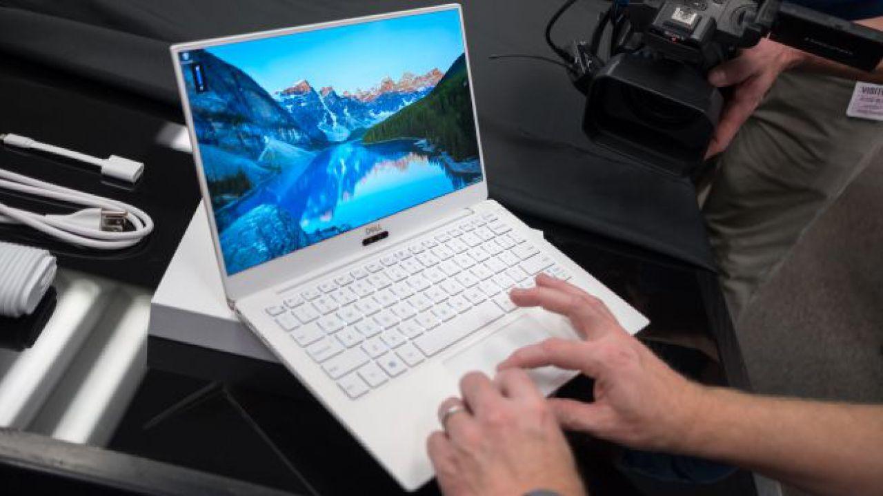 Dell: mostrato in anteprima l'ultrabook XPS 13 2018