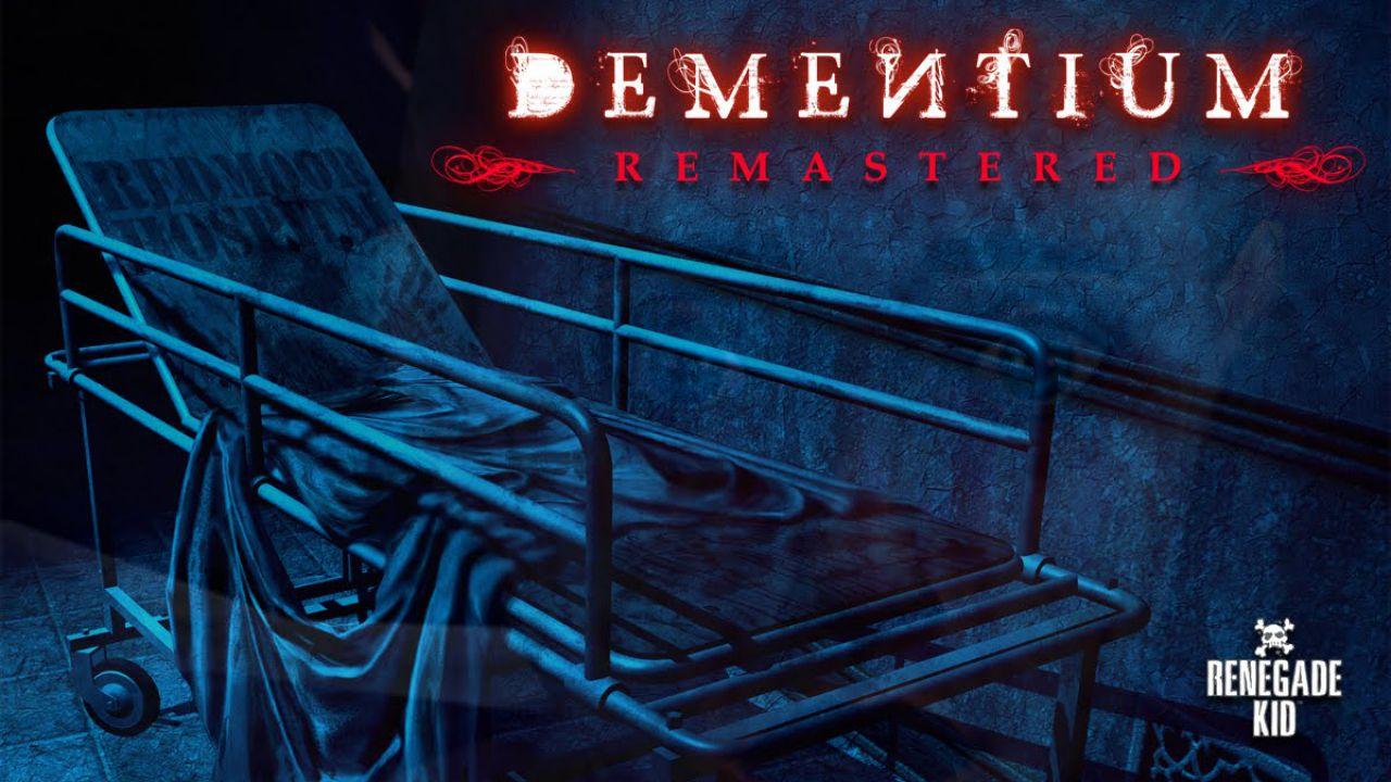 Dementium Remastered arriverà in Europa nel 2016