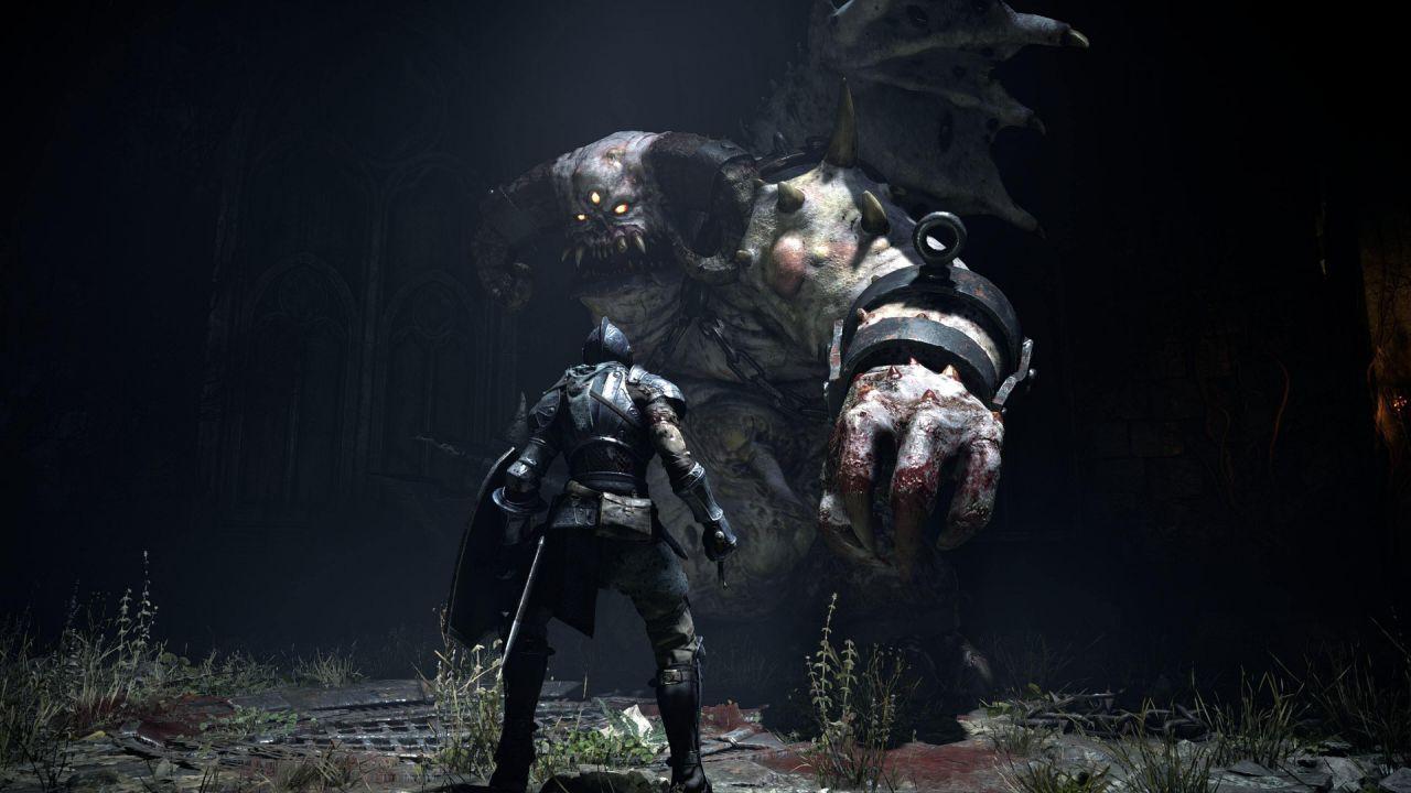 Demon's Souls è stato il gioco PS5 più scaricato nel 2020 in Giappone
