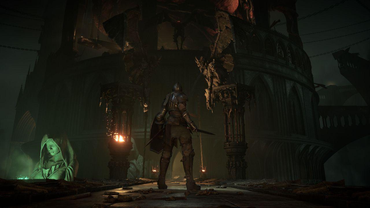 Demon's Souls: scoperta una nuova porta, ma nessuno sa come aprirla