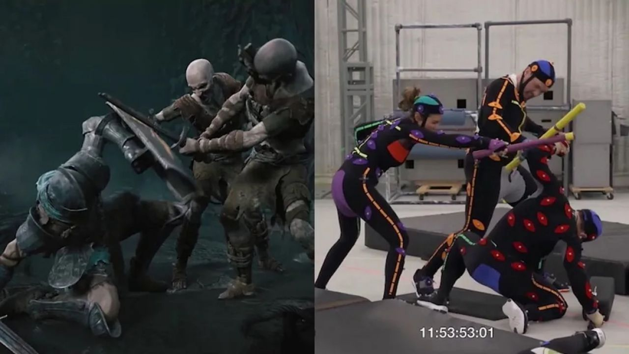 Demon's Souls: Sony parla del motion capture, movimenti ispirati al teatro Kabuki