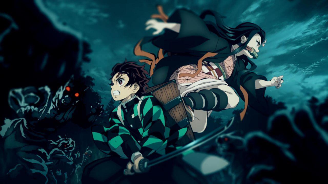 Demon Slayer cresce in Italia, l'anime continua a scalare la Top 10 di Netflix!