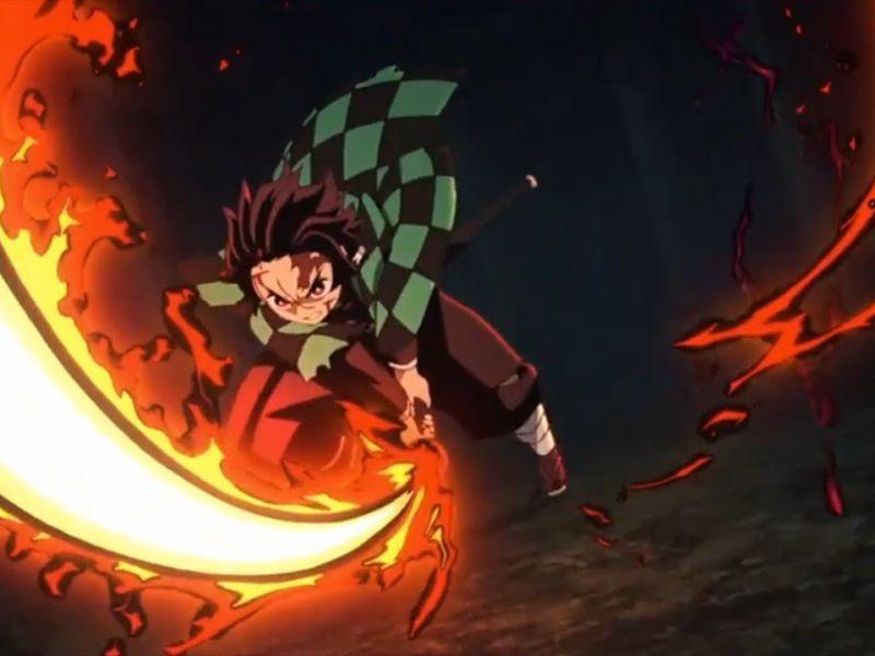 Demon Slayer, la Danza Del Dio del Fuoco ricreata da un maestro giapponese