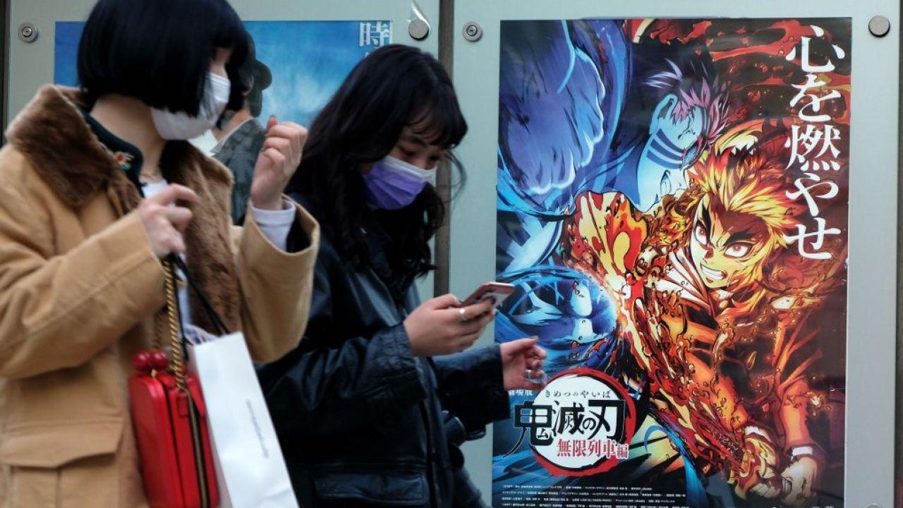 Demon Slayer: il film è stato visto da 30 milioni di persone, incasso pari a $400 milioni