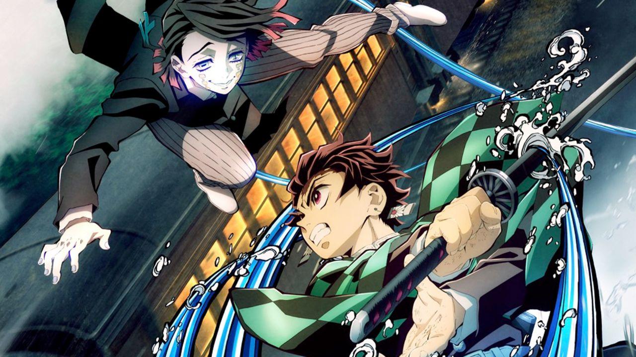 Demon Slayer: Infinity Train batte Matrix, è il miglior lancio della storia in Giappone