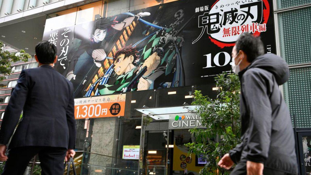 Demon Slayer: Infinity Train infrange altri record, è il film in IMAX numero 1 in Giappone