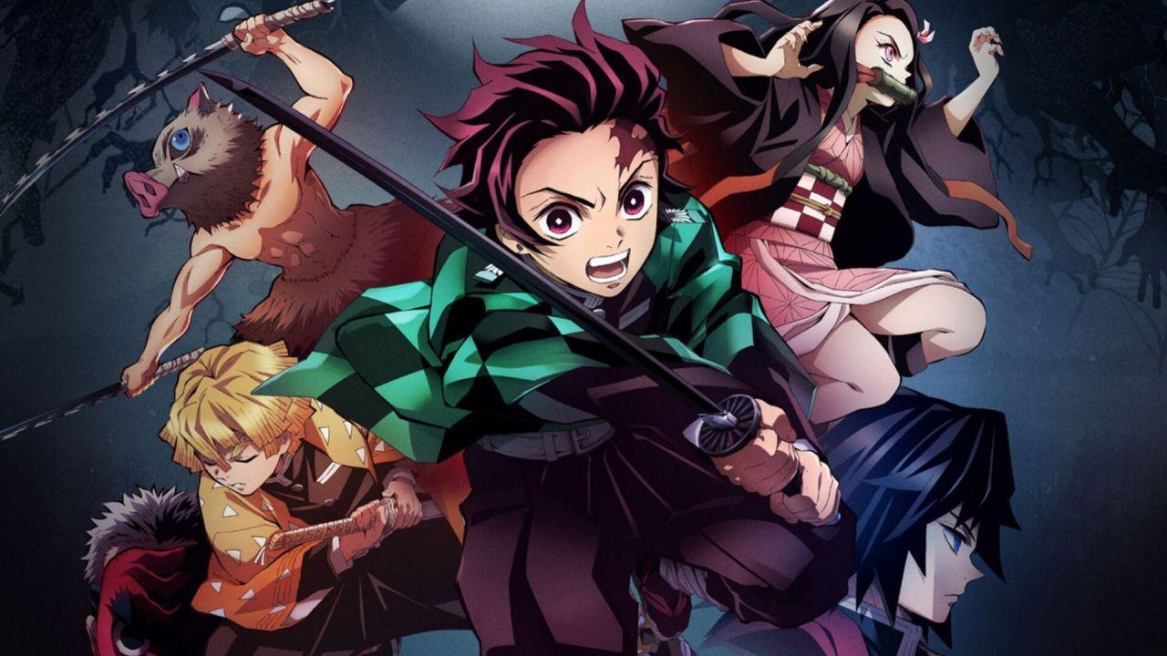 Demon Slayer: Kimetsu no Yaiba, in questi giorni si celebra il compleanno dell'anime