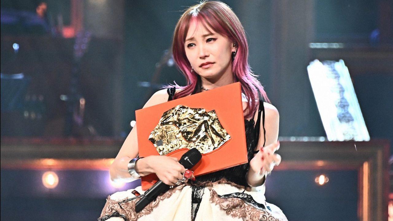 Demon Slayer e LiSA trionfano ai 62° Japan Record Awards, la cantante in lacrime sul palco