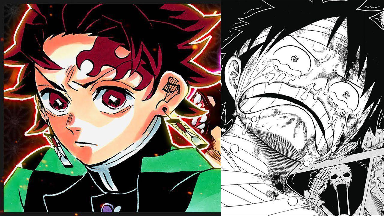 Demon Slayer è il manga più venduto del 2020, ONE PIECE crolla, ecco la top 10
