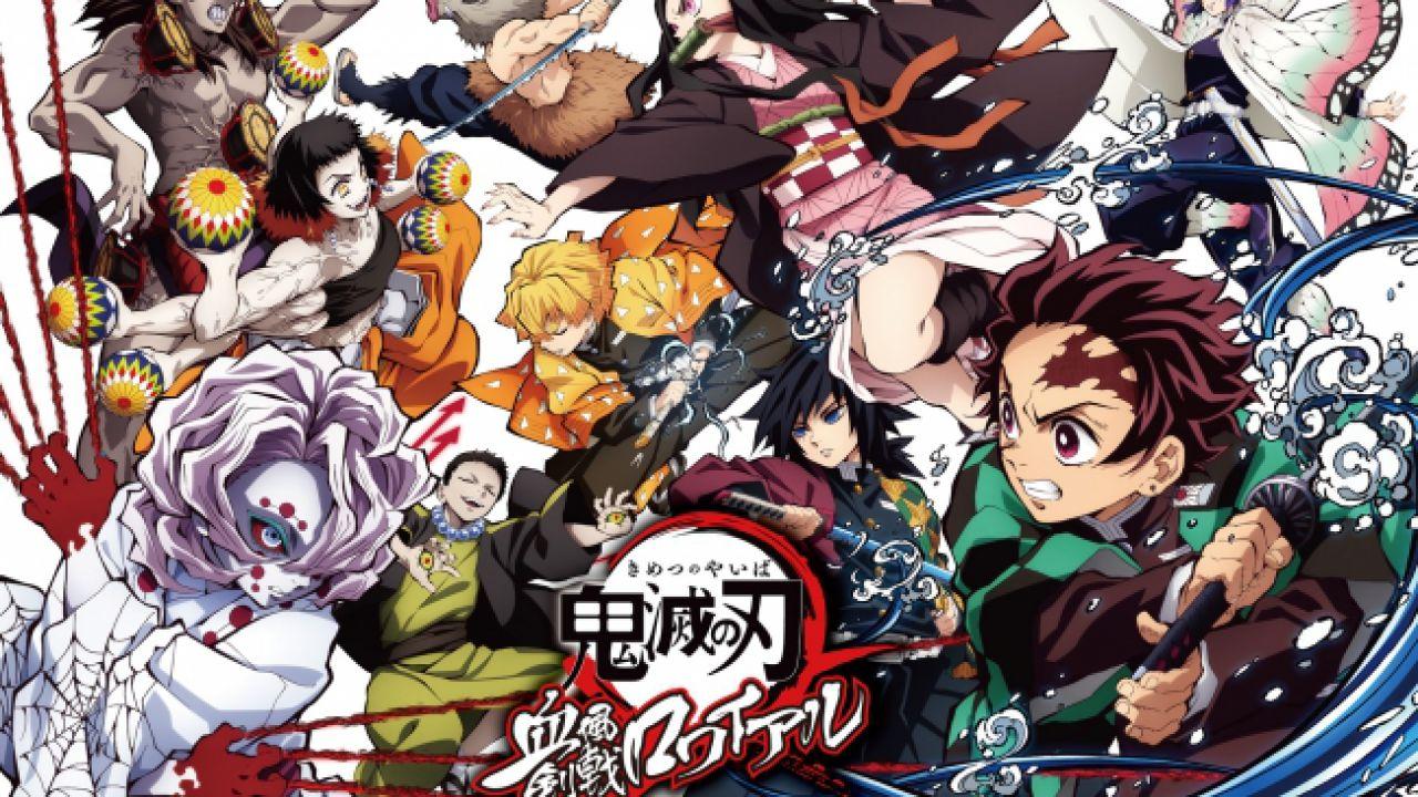 Demon Slayer, PS4 e mobile: i primi dettagli sui due giochi di Kimetsu no Yaiba