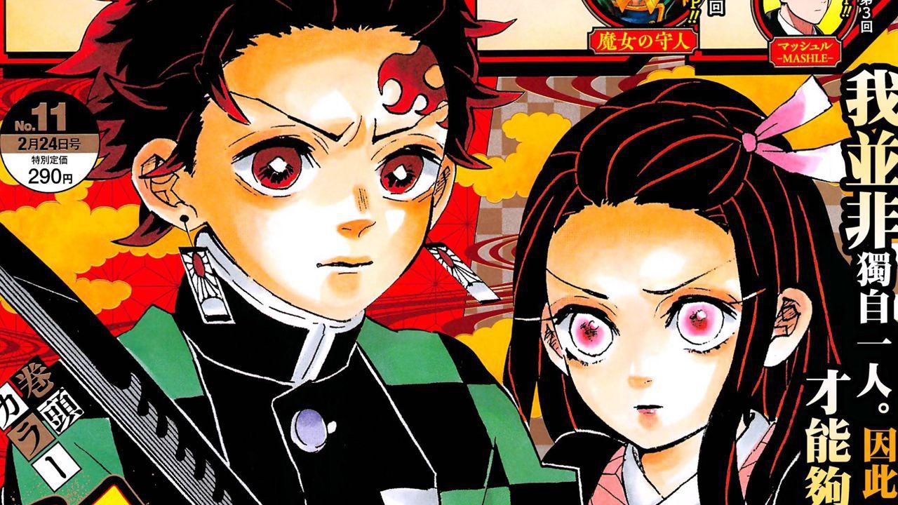 Demon Slayer: pubblicato a sorpresa un nuovo capitolo del manga