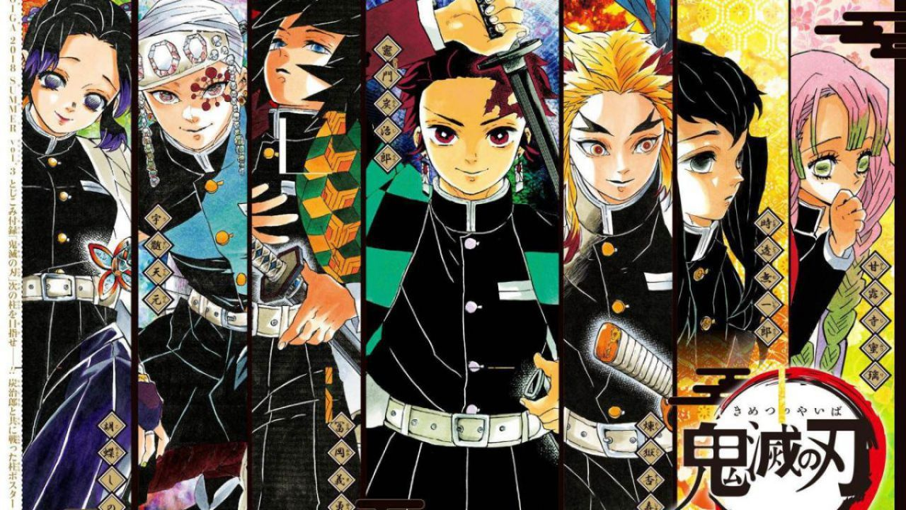 Demon Slayer tocca 80 milioni di copie in circolazione, superati Kingdom e Hunter x Hunter
