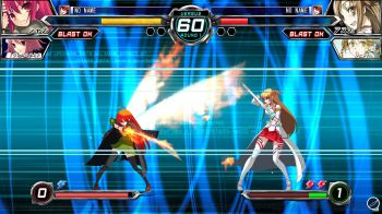Dengeki Bunko Fighting Climax: video gameplay off-screen dal Tokyo Game Show 2014
