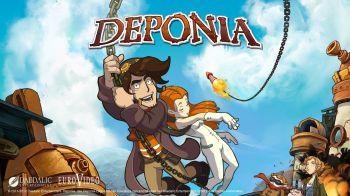 Deponia arriverà su PlayStation 4 a novembre