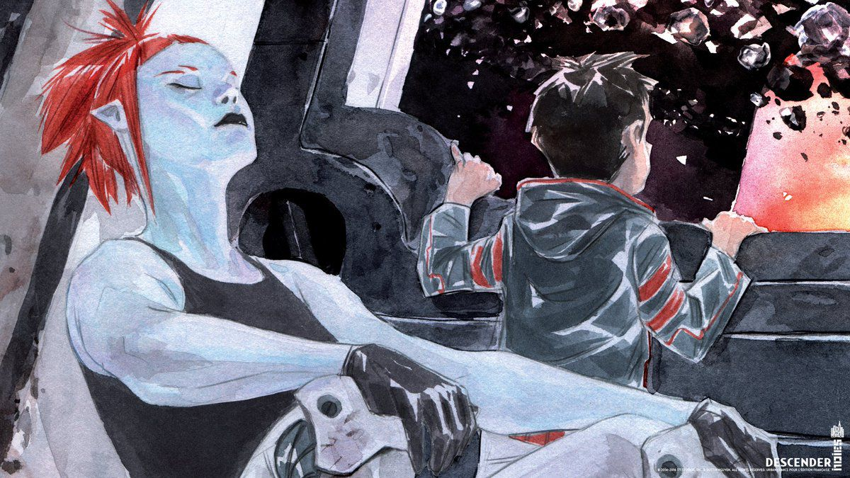 Descender: il fumetto di Image Comics diventa una serie TV
