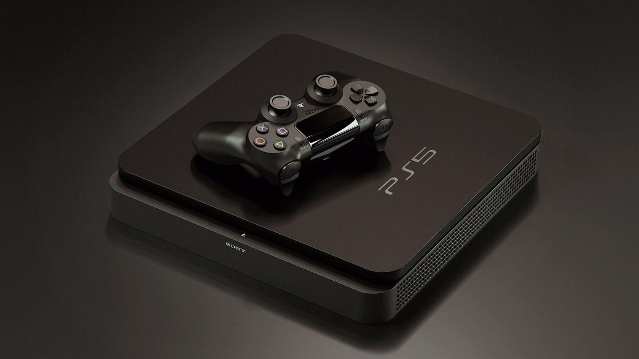 Design di PS5: nuovo concept fan-made per la console next-gen di Sony