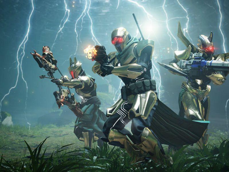 Destiny 2: tutte le Armi Esotiche di Ombre dal Profondo e come ottenerle